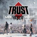 TRUST - LIVE Hellfest 2017 - CD+DVD Digi