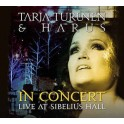 TARJA TURUNEN & HARUS -  In Concert Live At Sibelius Hall - CD Digi