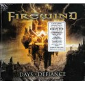 FIREWIND - Days Of DefiAnce - CD Mediabook Ltd