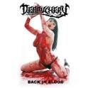 DEBAUCHERY - Back In Blood - CD