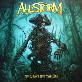 ALESTORM - No Grave But The Sea - LP Gatefold Ltd