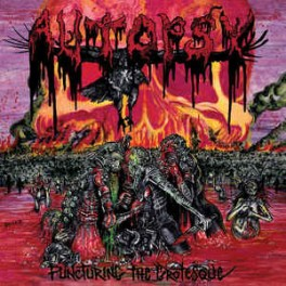 "AUTOPSY - Puncturing The Grotesque - 12"" LP"