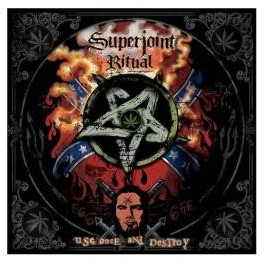 SUPERJOINT RITUAL - Use once and destroy - CD