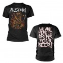 ALESTORM - We are here to Drink Your Beer ! - TS
