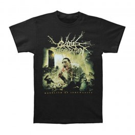 CATTLE DECAPITATION - Monolith Of Inhumanity Tour 2013 - TS