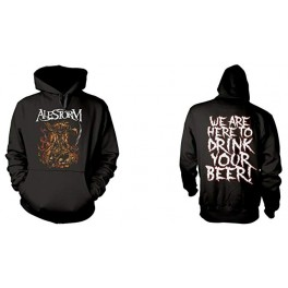 ALESTORM - We Are Here to Drink Your Beer  - SC