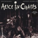 ALICE IN CHAINS - Live At The Palladium Hollywood 1992 - LP