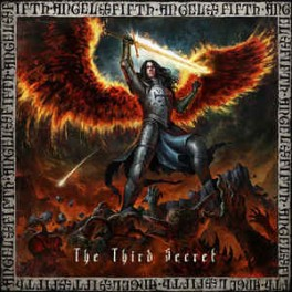 FIFTH ANGEL - The Third Secret - CD