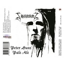 SHINING - Peter Huss Pale Ale - Bière 33cl 5° Alc