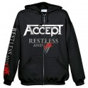 AC/DC - Restless and Live - Zip Hooded