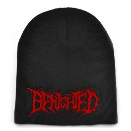 BENIGHTED - Logo - Bonnet