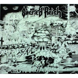 SACRED REICH - Ignorance - CD Digi
