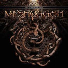 MESHUGGAH - The Ophidian Trek - 2-CD+DVD Digi