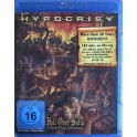 HYPOCRISY - Hell Over Sofia - 20 Years Of Chaos & Confusion - BLU RAY