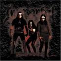 IMMORTAL - Damned In Black - LP Noir