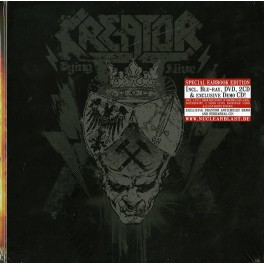 KREATOR - Dying Alive - Earbook