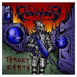 VOIVOD - Target earth - CD