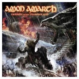 AMON AMARTH - Twilight of the Thunder God - CD