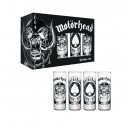 MOTORHEAD - Shot Glass 4 Set