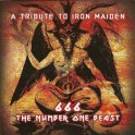 A Tribute To Iron Maiden - 666 The Number One Beast - CD