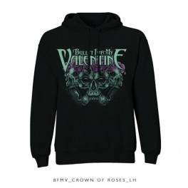 BULLET FOR MY VALENTINE - Crown Of Roses - Sweat Capuche