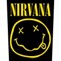 NIRVANA - Smiley - Dossard