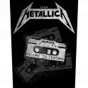 METALLICA - No Life 'Til Leather - Dossard