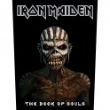 IRON MAIDEN - The Book Of Souls - Dossard