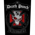 FIVE FINGER DEATH PUNCH - Legionary - Dossard