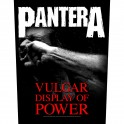 PANTERA - Vulgar Display Of Power - Dossard