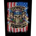 GUNS N' ROSES - Flag - Dossard