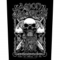 AMON AMARTH - Bearded Skulls - Backpatch