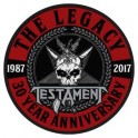 Patch TESTAMENT - The Legacy 30th Anniversary