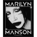 Patch MARILYN MANSON - Villain