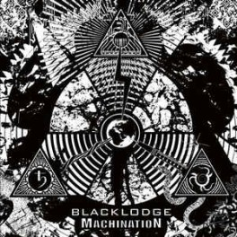 BLACKLODGE - Machination - CD Digi
