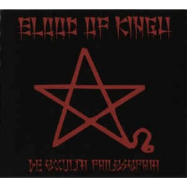 BLOOD OF KINGU - De Occulta Philosophia - CD Digisleeve