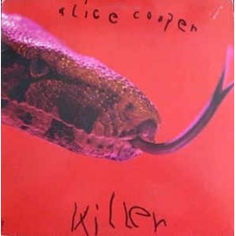 ALICE COOPER - Killer - LP Gatefold