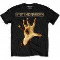SYSTEM OF A DOWN - Hand - TS