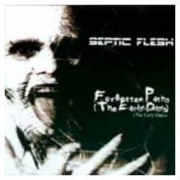 SEPTIC FLESH - Forgotten Paths - CD Digi
