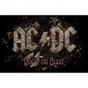 AC/DC - Rock Or Bust - Drapeau