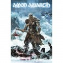 AMON AMARTH - Jomsviking - Textile Poster