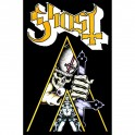 GHOST - Clockwork Ghost - Drapeau