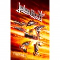 JUDAS PRIEST- Firepower - Drapeau
