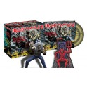 IRON MAIDEN - The Number Of The Beast - BOX CD + Figurine