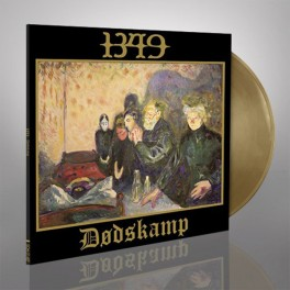 "1349 - Dodskamp - LP 10"" Or"