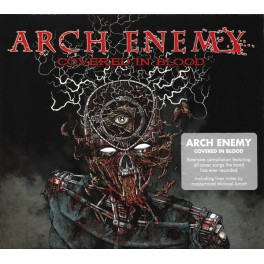ARCH ENEMY - Covered In Blood - CD Digi