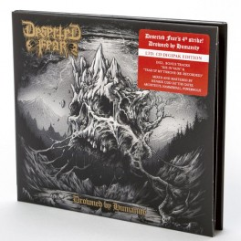 DESERTED FEAR - Drowned By Humanity - CD Digi