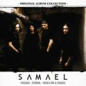 SAMAEL - Original Album Collection - 3-CD Digi