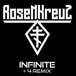 ROSENKREUZ - Infinite + 4 Remix - Black LP