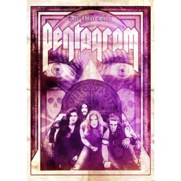PENTAGRAM - All Your Sins - 2-DVD Digi